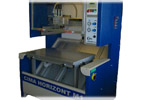 Semiautomatic screen printing machines