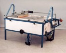 SPV 1 P - Screen printing table