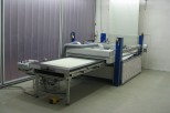 HORIZONT M2 - Large semiautomatic screen printing machine